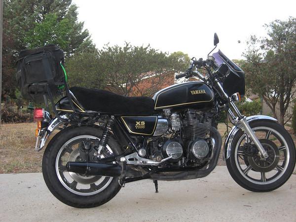 1978 Ramones, Sex Pistols, Greg Pretty XS1100's - ADVrider